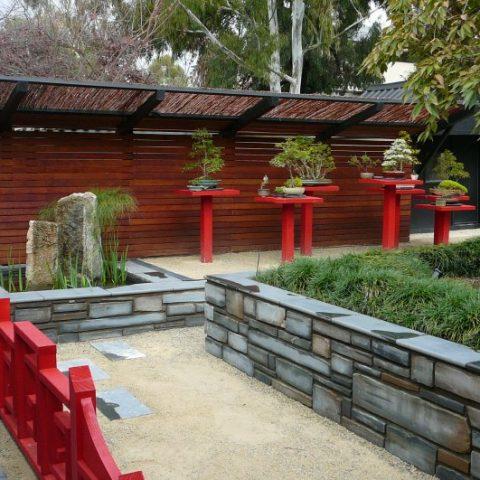 Japanese Garden landscape bendigo