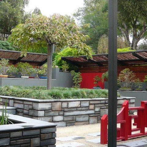 Bendigo Japanese Garden landscape design