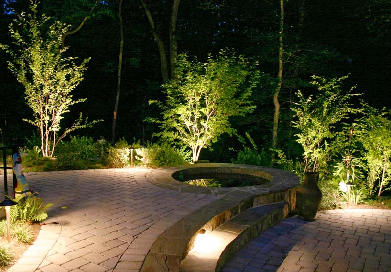 Landscape lighting bendigo luke bullock landscaping landscape lighting bendigo aloadofball Choice Image